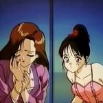 Jeune et jolie asiatique détroussée dans ce manga hentaï