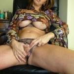 Image pour s'exciter avec une femme mature nue 05
