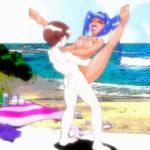 Hentai qui se déroule sur la plage