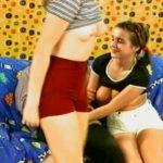 Deux jeune copine se tape un étalon