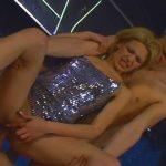 Jolie blonde pour un trio de baise